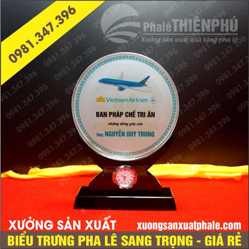 Biểu trưng pha lê Việt Nam Airlines